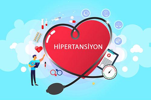 hipertansiyon clipart doktor ve kalp